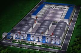 深圳市中外运平湖物流中心项目