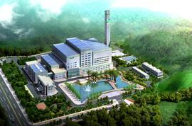 东莞市市区垃圾处理厂