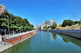 西乡河综合整治工程