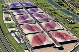 成功案例:深圳国际会展中心(一期)施工总承包工程