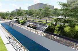 东坑水综合整治工程
